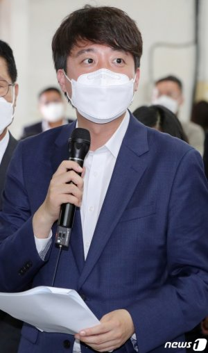 """與 법사위원장 양보 불가에 이준석 """"국정운영 실패 감추려 하나"""""""