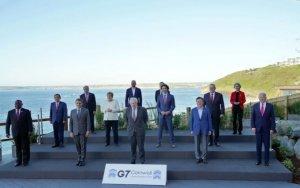 G7·유럽에 '수소·전기차 강국 코리아' 알린 文대통령