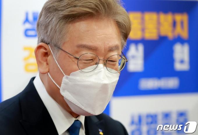 이재명, 홍남기 '직격탄'…