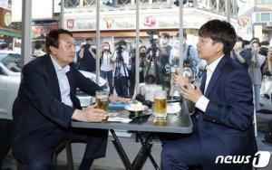 """'8월10일 국민의힘 입당설'에 불쾌한 尹측…""""사실 아니다"""""""