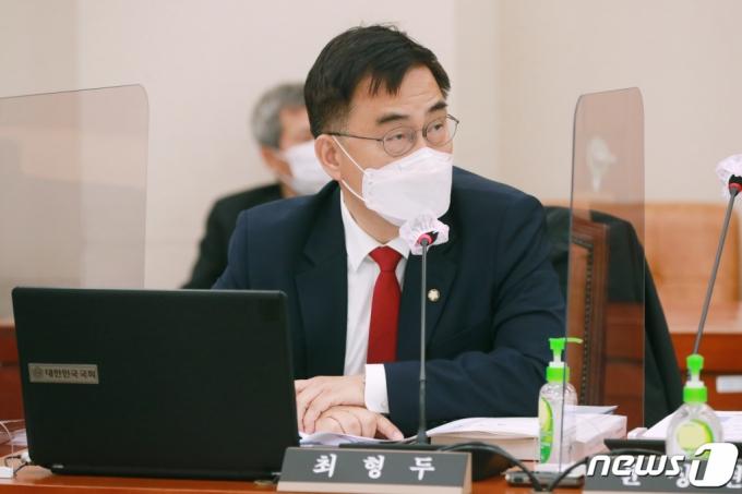 """최형두, '징벌 손배' 언론법 개정에 """"언론취재 '위축·봉쇄' 의도"""""""