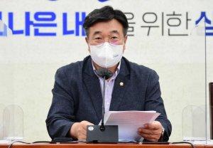 """윤호중, 윤석열·이준석 겨냥 """"언론중재법에 '배우·감독'으로 동참하라"""""""