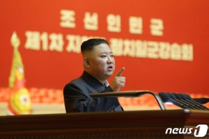 김정은 최대 스트레스 한미훈련…'통신선 복구'=韓美 이간질?