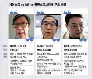 """""""현행 사회보장 제 역할 못한다"""" 공감대"""