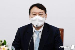 """윤석열 """"대선 출마는 개인적으로 불행, 패가망신하는 길"""""""