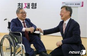 """최재형, 이재명 '오리너구리' 발언에 """"동문서답만 무한반복"""""""