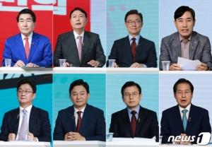 尹·洪 북핵 전략 맞대결…劉
