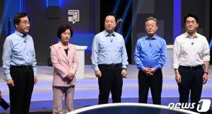 민주당 66주년… '정권 재창출' 의지 다진 與 대선주자들