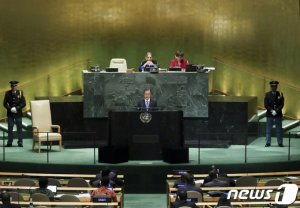 文대통령, 오늘 미국으로 출국…BTS와 함께 유엔 무대