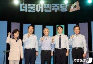 """이재명-이낙연 '대장동 의혹' 설전...""""실패한 게이트""""vs""""역대급 사건"""""""