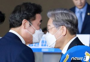 '수박'이 불러온 '명낙효과'…호남대전 승자는