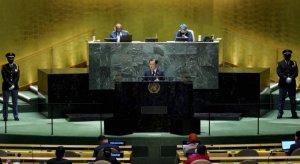 """'종전선언' 비판한 野에 文대통령의 일침 """"이해가 없구나"""""""