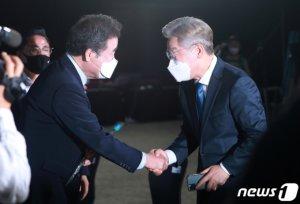 [속보]이낙연, 광주·전남 경선 47.12% 득표율 1위