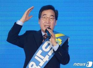 """호남서 첫승 이낙연 """"후보 진면목 안 것…좋은 결과 기대"""""""