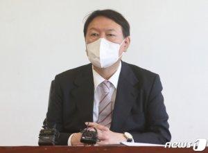 """윤석열, 이재명 겨냥 """"조폭 설치는 나라 끔찍…쓸어내겠다"""""""