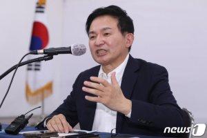 생방중 자리 박찬 원희룡·현근택, '이재명 소시오패스 발언' 두고 고성