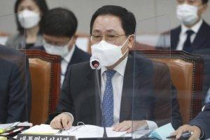 """靑 """"대장동 굉장히 비상식적…특검은 국회에서 논의하라"""""""