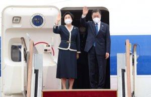 文, 오늘 'G20·COP26' 유럽순방…'교황' 만나 한반도평화 논의