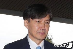 """조국, 의정부교도소 현장 방문… """"과밀수용 조속히 해결 노력"""""""