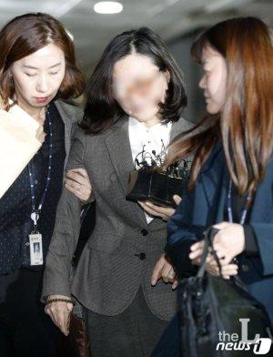 조국 부인 정경심 구속…검찰 수사 탄력 예고(종합)