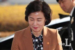 """추미애 """"장삼이사도 하지않을 언행""""…상갓집 '항명 소동'에 엄중조치 시사(상보)"""