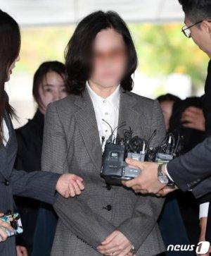 """'정경심  보석' 논쟁 """"입시 근간 흔들어"""" vs """"이게 범죄냐"""""""