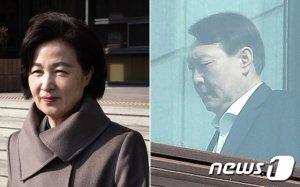 '최강욱 기소' 추미애-윤석열 '정면충돌'… 총장도 감찰하나(종합)