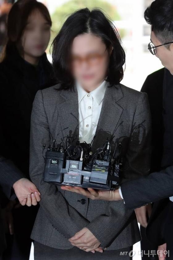 """검찰, 정경심 공소장 변경 신청…&quot조국 공모관계 구체화"""""""