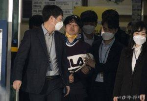 조주빈 3번째 검찰 소환조사…새 변호인 선임 예정