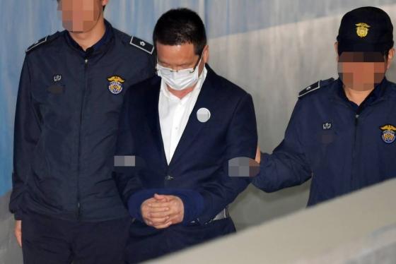'김학의 성접대 의혹' 윤중천 2심도 징역 5년6개월