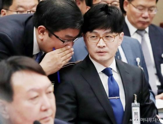 '한동훈 공모' 증거 못찾은 중앙지검…추미애, 수사팀 인사는