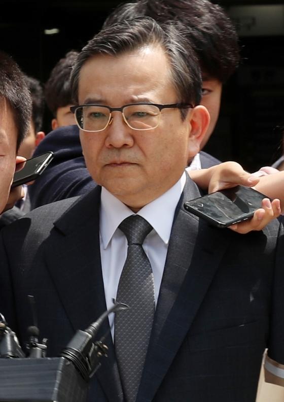 "&quot면죄부 안 돼""…檢 '성접대·뇌물' 혐의 김학의 2심서 징역 12년 구형"