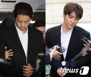 """""""흉측한 진실, 죄송"""" 정준영, 대법서 징역 5년 확정"""