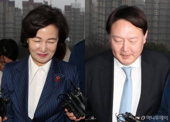 '라임 편파 수사' 의혹 부상…추미애 vs 윤석열 '정면충돌'