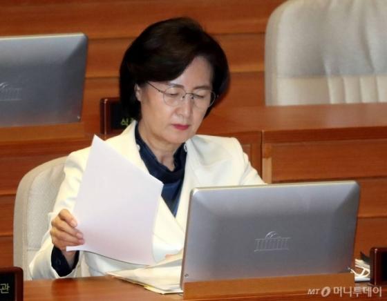 윤석열, 운명의 한주…법원·감찰위 추미애에 제동 거나