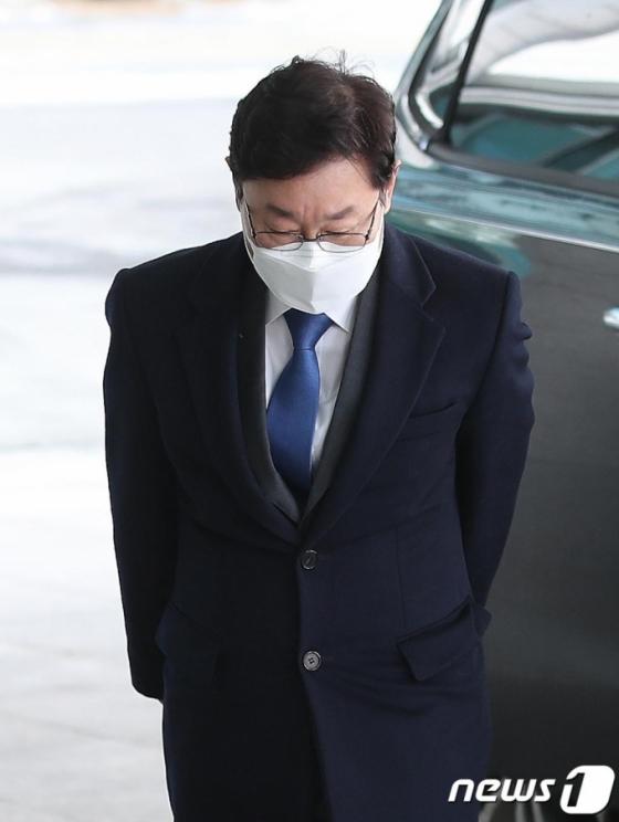 """박범계 &quot법무법인 명경 지분 처분하고 탈퇴…이해충돌 우려 예방"""""""