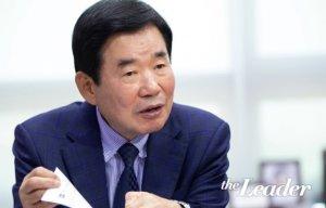 """김진표 더불어민주당 의원, """"'퇴직금 올인' 스타트업 100% 망한다"""""""