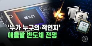 애플과 아마존은 인텔과 테슬라는 엔비디아와 경쟁하는 시대