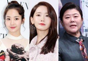 박민영·임윤아·이정은, 대세 여배우들'2019 AAA' 참석