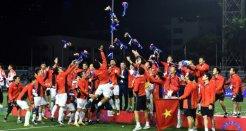 '쌀딩크' 넘어 '베트남 영웅'으로</br>박항서 축구史