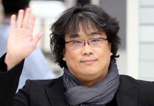 """봉준호, 오스카 휩쓸고 금의환향..""""국민들께 박수"""""""