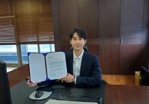 """유키스 출신 기범, 60억원 투자유치 """"테슬라처럼"""""""