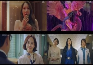 '펜트하우스' 유진 vs 김소연·이지아 살인 목격..최고시청률