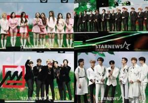 '★들의 축제' 2020 AAA, NCT·임영웅 등→이정재·김수현 대상 [종합]