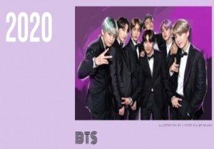 방탄소년단 2020 빌보드 최고 팝스타→2021 그래미 출격[종합]