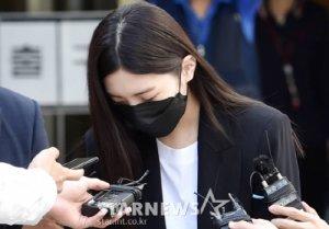 """리지, 만취 교통사고 징역 1년 구형 """"이곳이 무섭다"""" 눈물"""