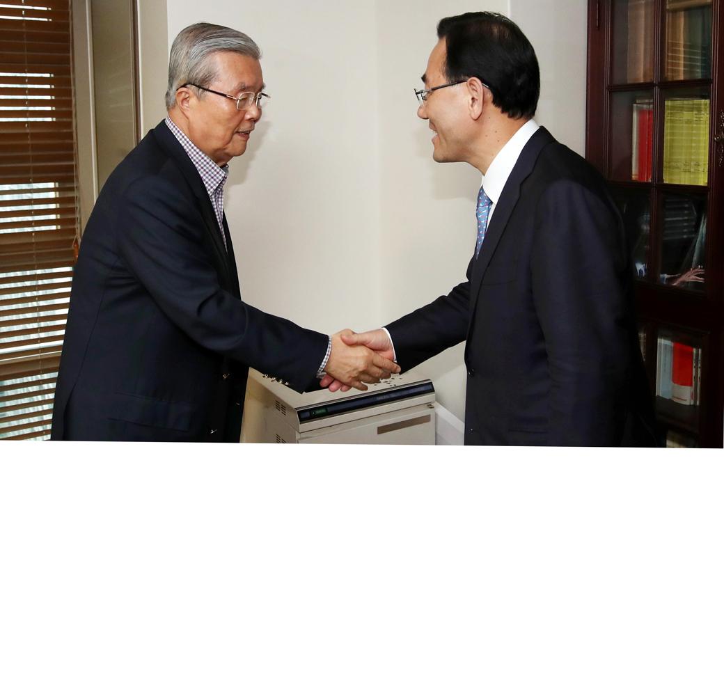 통합당, 내년 4월까지 '김종인 비대위' 체제 운영