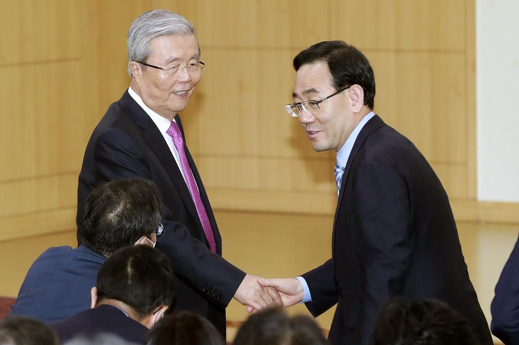 정치권 관심 속 출범 앞둔 '김종인 비대위'