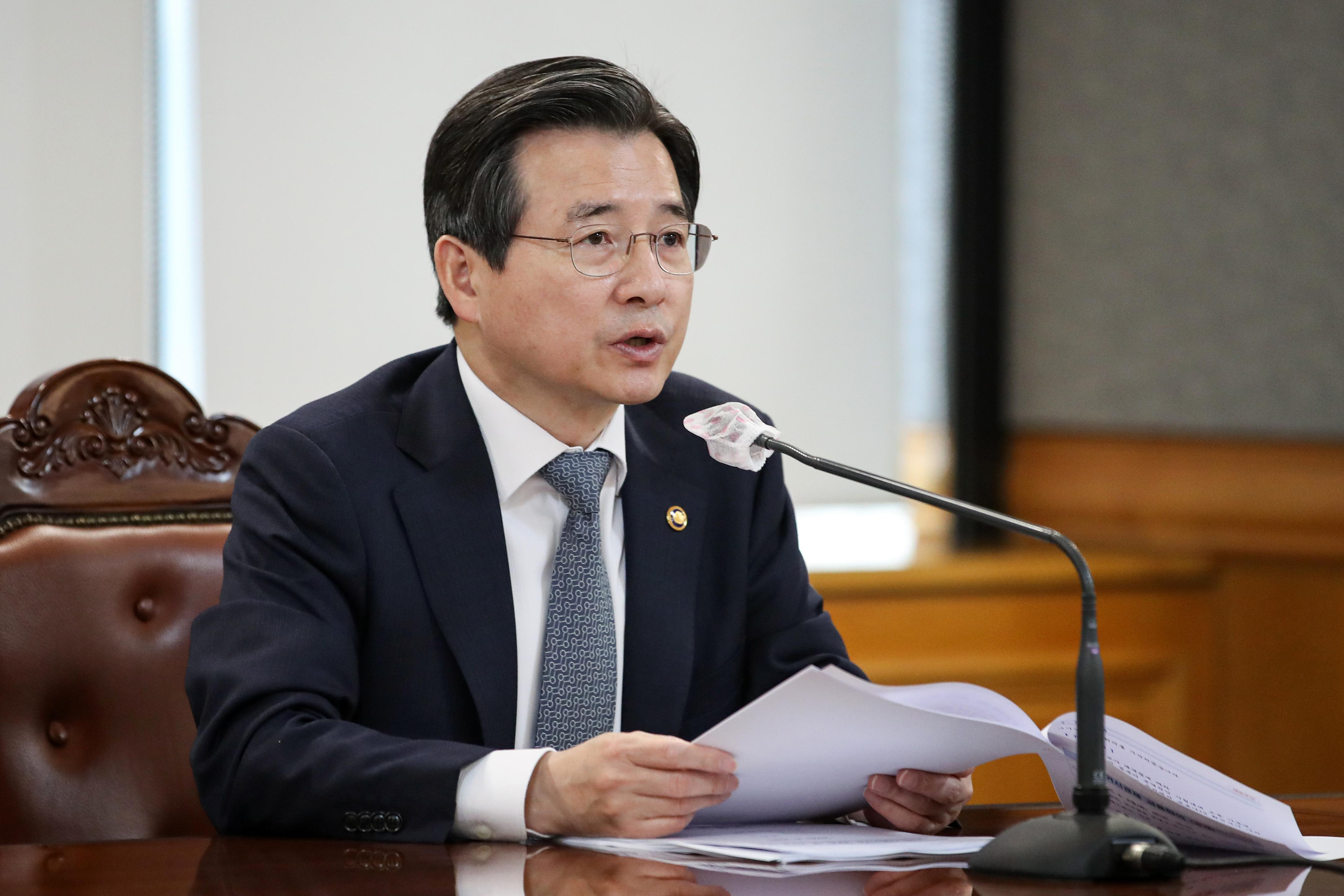 """김용범 차관 """"주가지수 반등 이면 실물경제 상황 주시해야"""""""