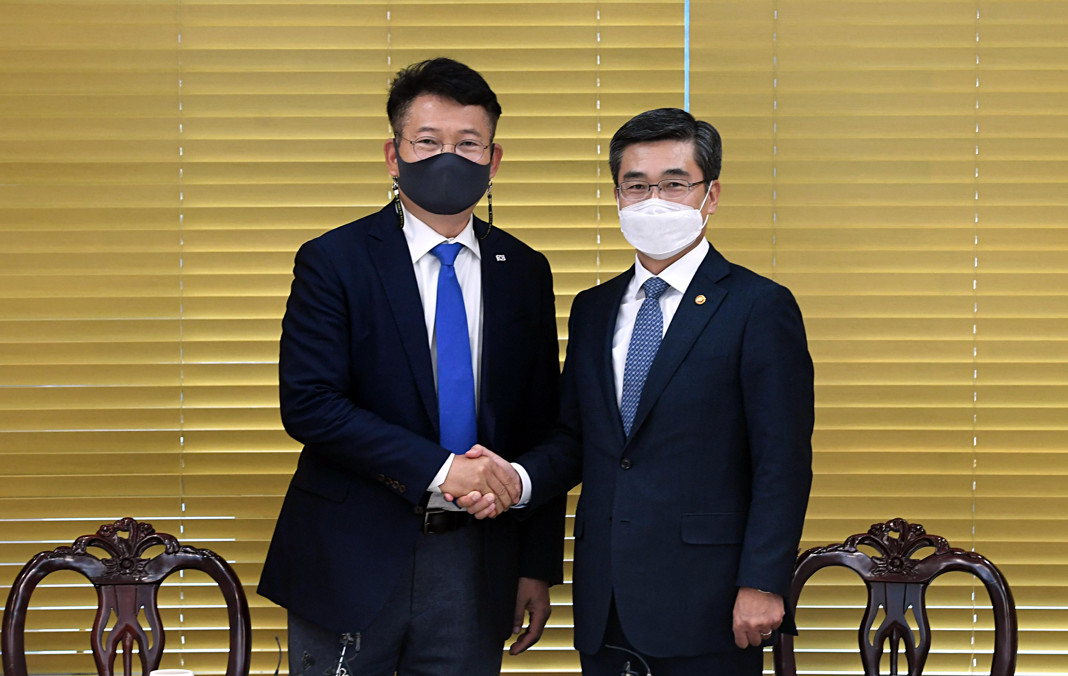 """송영길 """"美 대선 이후 한반도 정세 대처를 위해"""""""